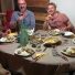 Serre chevalier, food, wine, wine tasting, entertaining, dinner, party,