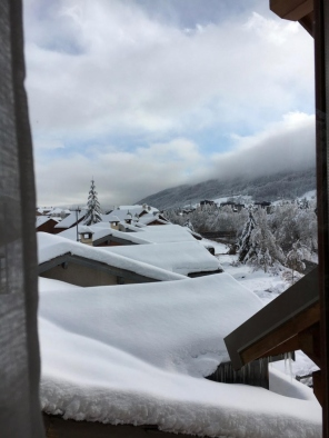 Chalet Riviere Snowed Inn Chalets